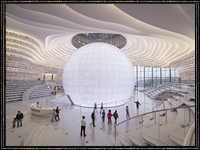 Новая библиотека в Китае
