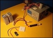 Самодельный мини-генератор на дровах