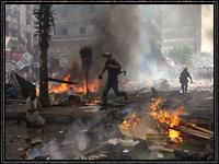 Кровавые беспорядки в Египте