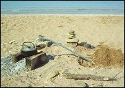 Дистилляция морской воды