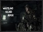 Броня Воина Пустоши для Fallout 3