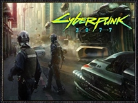 Из мира Cyberpunk 2077