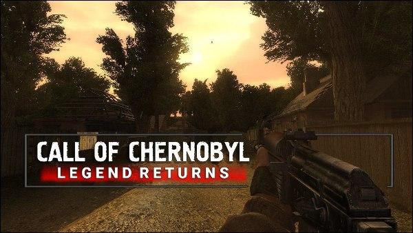 Call of Chernobyl Legend Returns