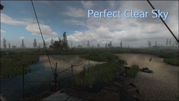 Stalker Perfect Clear Sky