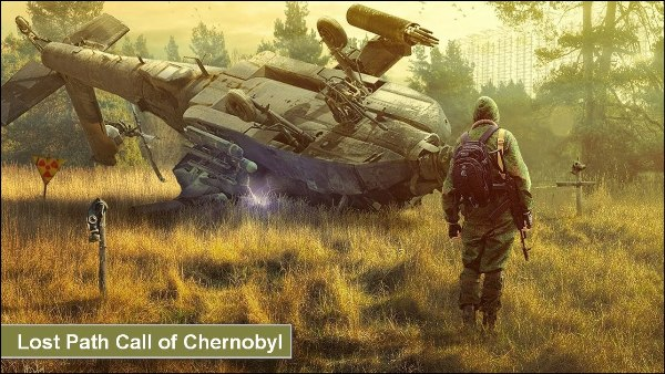Lost Path Call of Chernobyl