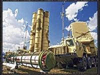 Российские С-300 в Сирии