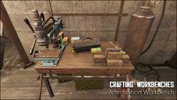 Crafting Workbenches