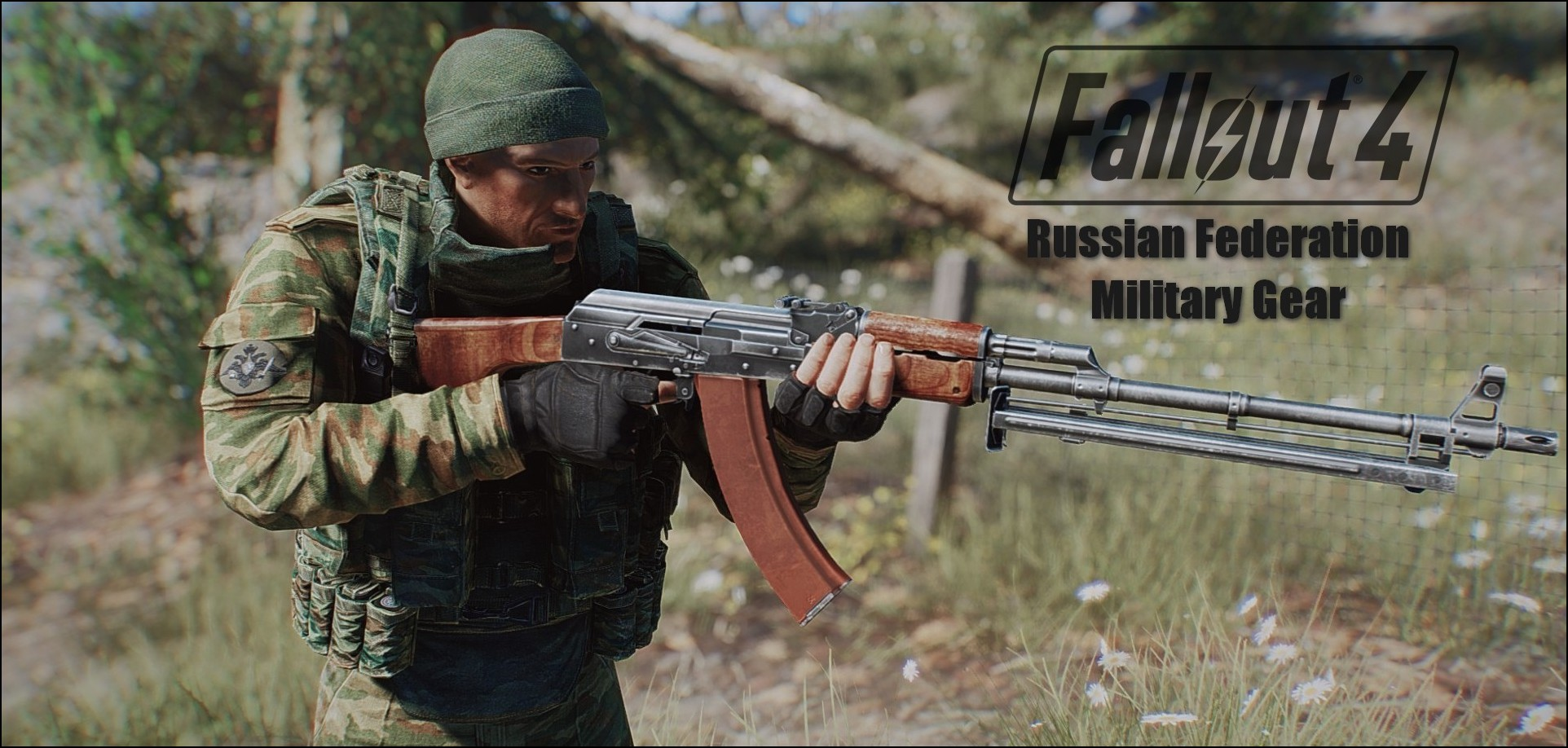 Russian Federation Military Gear Fallout 4