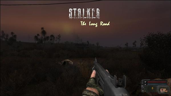 S.T.A.L.K.E.R. Call of Pripyat The Long Road