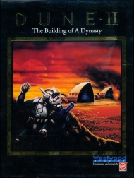 Dune II The Building of a Dynasty 1992 PC